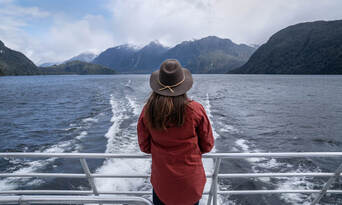 Doubtful Sound Overnight Cruise and Coach from Manapouri Thumbnail 5