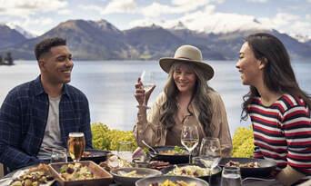 TSS Earnslaw Cruise and Walter Peak Gourmet BBQ Lunch Thumbnail 1