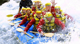 Shotover River Whitewater Rafting Thumbnail 2