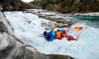 Kawarau River Jet to Raft Thumbnail 1