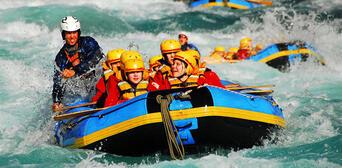 Kawarau River Jet to Raft Thumbnail 2