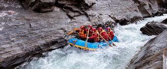 Kawarau River Jet to Raft Thumbnail 3