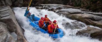 Kawarau River Jet to Raft Thumbnail 4