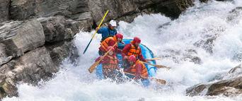 Kawarau River Jet to Raft Thumbnail 6