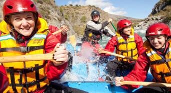 Kawarau River Jet to Raft Thumbnail 5