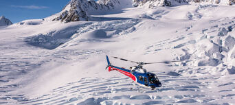Fox or Franz Josef Glacier 20 minute Helicopter Flight Thumbnail 5