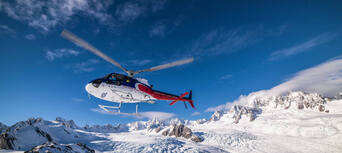Fox & Franz Josef Glaciers and Mount Cook 40 minute Helicopter Flight Thumbnail 4