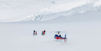 Fox & Franz Josef Glaciers and Mount Cook 40 minute Helicopter Flight Thumbnail 2