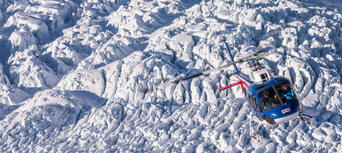 Fox Glacier and Mount Cook 30 minute Helicopter Flight Thumbnail 4