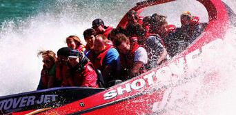 SHOTOVER DUO inc Jetboat and Raft Thumbnail 5