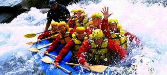 Queenstown Shotover Skydive Shotover Jet and Rafting Package Thumbnail 4