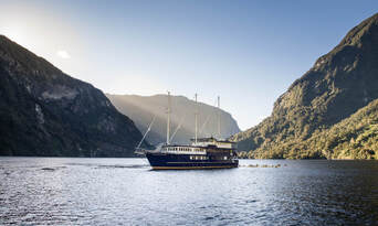 Doubtful Sound Overnight Cruise and Coach from Queenstown Thumbnail 1