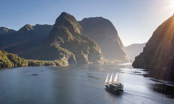 Doubtful Sound Overnight Cruise and Coach from Te Anau Thumbnail 1