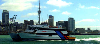 Auckland Waitemata Harbour Cruise Thumbnail 3