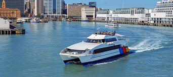Auckland Waitemata Harbour Cruise Thumbnail 5