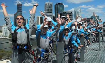 Brisbane Story Bridge Dawn Climb Thumbnail 4