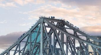 Brisbane Story Bridge Dawn Climb Thumbnail 1