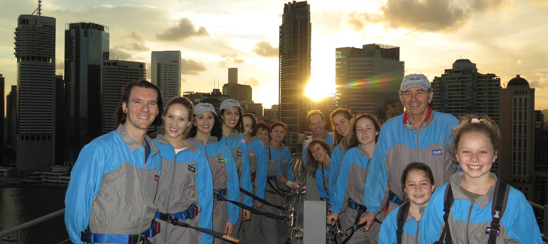 Brisbane Story Bridge Adventure Climb Twilight Climb Review