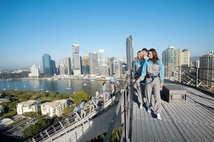 Brisbane Story Bridge Twilight Climb Thumbnail 6