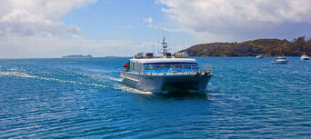 Stewart Island Ferry from Bluff Thumbnail 1