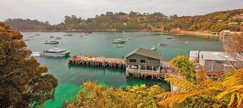 Stewart Island Ferry from Bluff Thumbnail 4