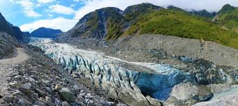 Fox Glacier to Queenstown Tour Thumbnail 2
