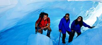 Franz Josef Glacier Heli Hike Tour Thumbnail 1