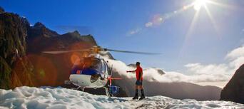 Franz Josef Glacier Heli Hike Tour Thumbnail 2