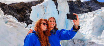 Franz Josef Glacier Heli Hike Tour Thumbnail 3