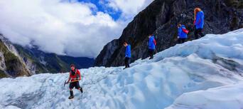 Franz Josef Glacier Heli Hike Tour Thumbnail 4