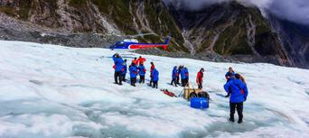 Franz Josef Glacier Heli Hike Tour Thumbnail 5