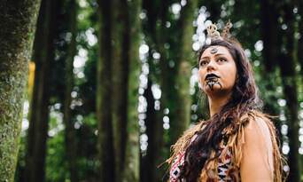 Tamaki Maori Cultural Experience with 3 Course Dinner Thumbnail 1
