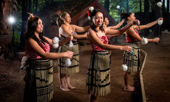 Tamaki Maori Cultural Experience with 3 Course Dinner Thumbnail 6