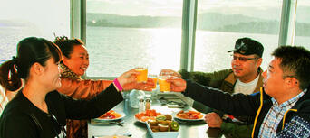 Lake Rotorua 1 Hour Lunch Cruise Thumbnail 6