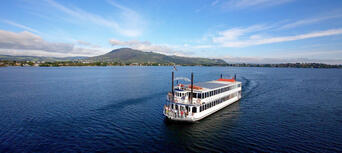Lake Rotorua 1 Hour Lunch Cruise Thumbnail 5