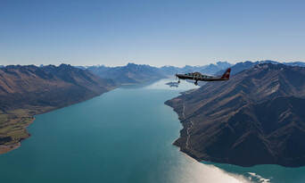 Milford Sound Cruise with Coach and Flight from Queenstown Thumbnail 2