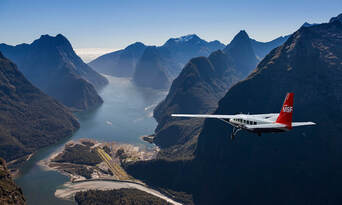 Milford Sound Cruise with Coach and Flight from Queenstown Thumbnail 6