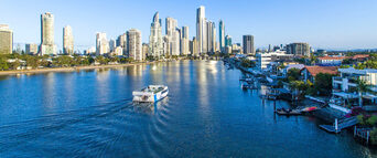 Gold Coast Sightseeing Lunch Cruise Thumbnail 5
