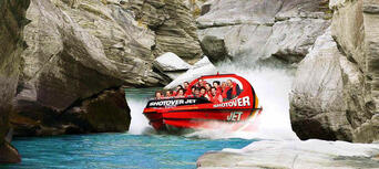 Nomad 4WD Queenstown Adventure with Shotover Jet Thumbnail 4