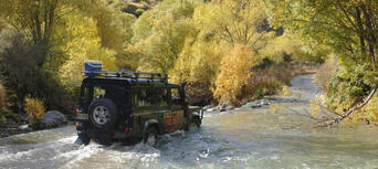 Nomad 4WD Queenstown Adventure with Shotover Jet Thumbnail 5