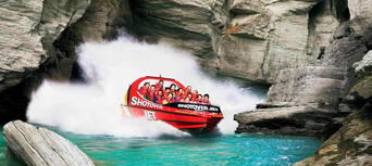 Nomad 4WD Queenstown Adventure with Shotover Jet Thumbnail 6