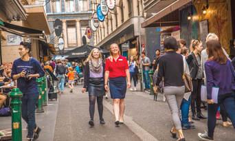 Melbourne Laneways, Arcades & City Half Day Tour Thumbnail 4