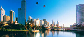 Melbourne City Afternoon Sightseeing Tour Thumbnail 1