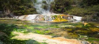 Waimangu Volcanic Valley Entry & Walk Thumbnail 4