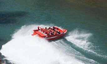 Jet Boating in Waiau Gorge Thumbnail 6