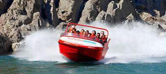 Jet Boating in Waiau Gorge Thumbnail 2