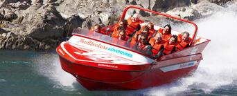 Jet Boating in Waiau Gorge Thumbnail 3
