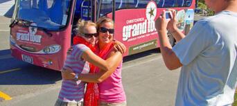 Grand Christchurch City Tour Thumbnail 3