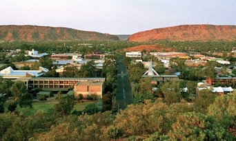 Alice Springs Afternoon Half Day Sightseeing Tour Thumbnail 6
