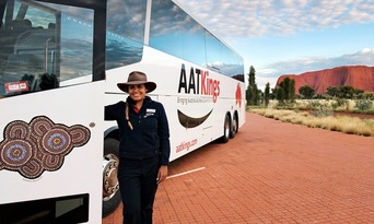 Alice Springs to Ayers Rock Transfer Thumbnail 4